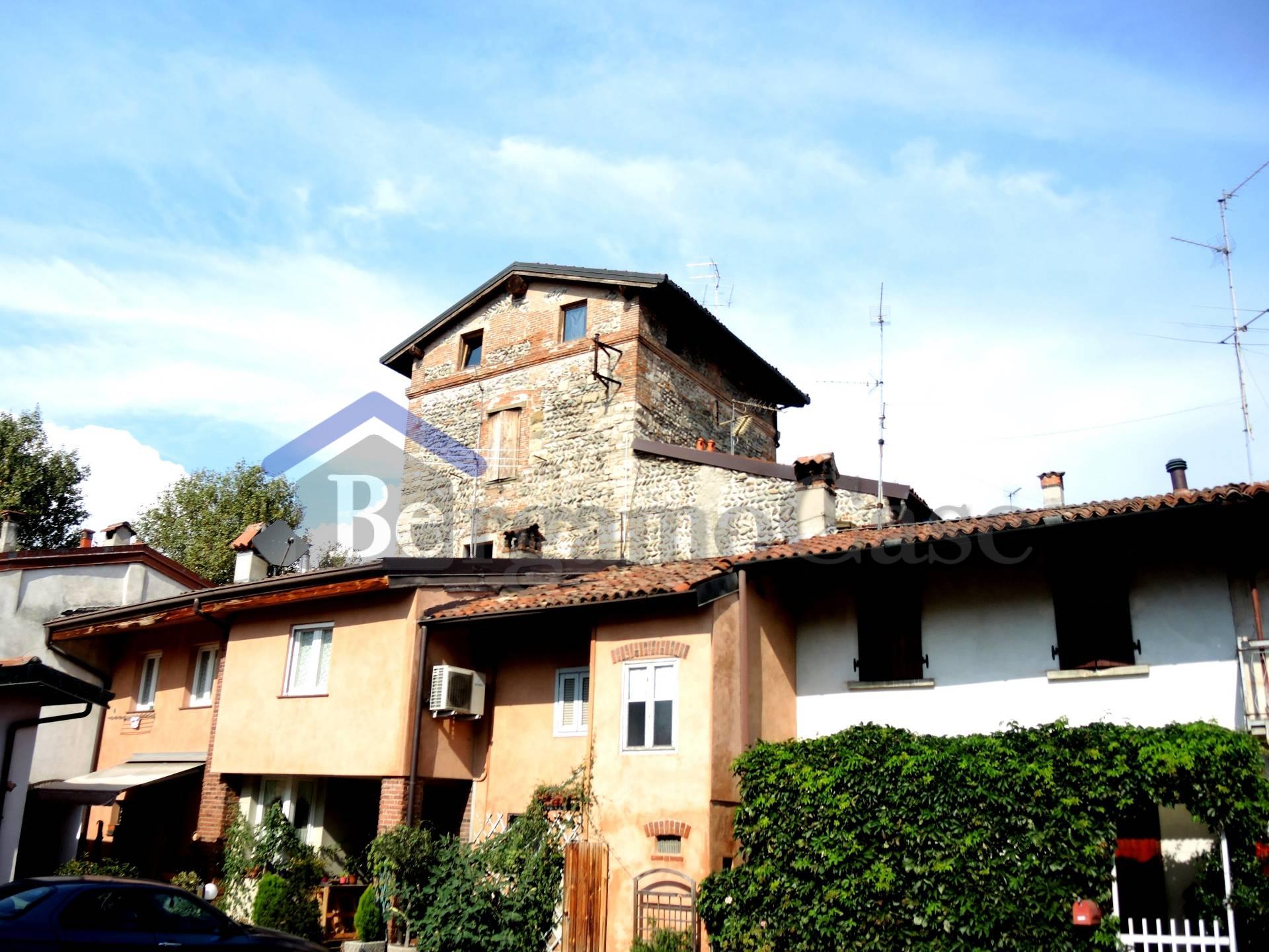 Bilocale Bergamo Bergamo Via Campagnola 10