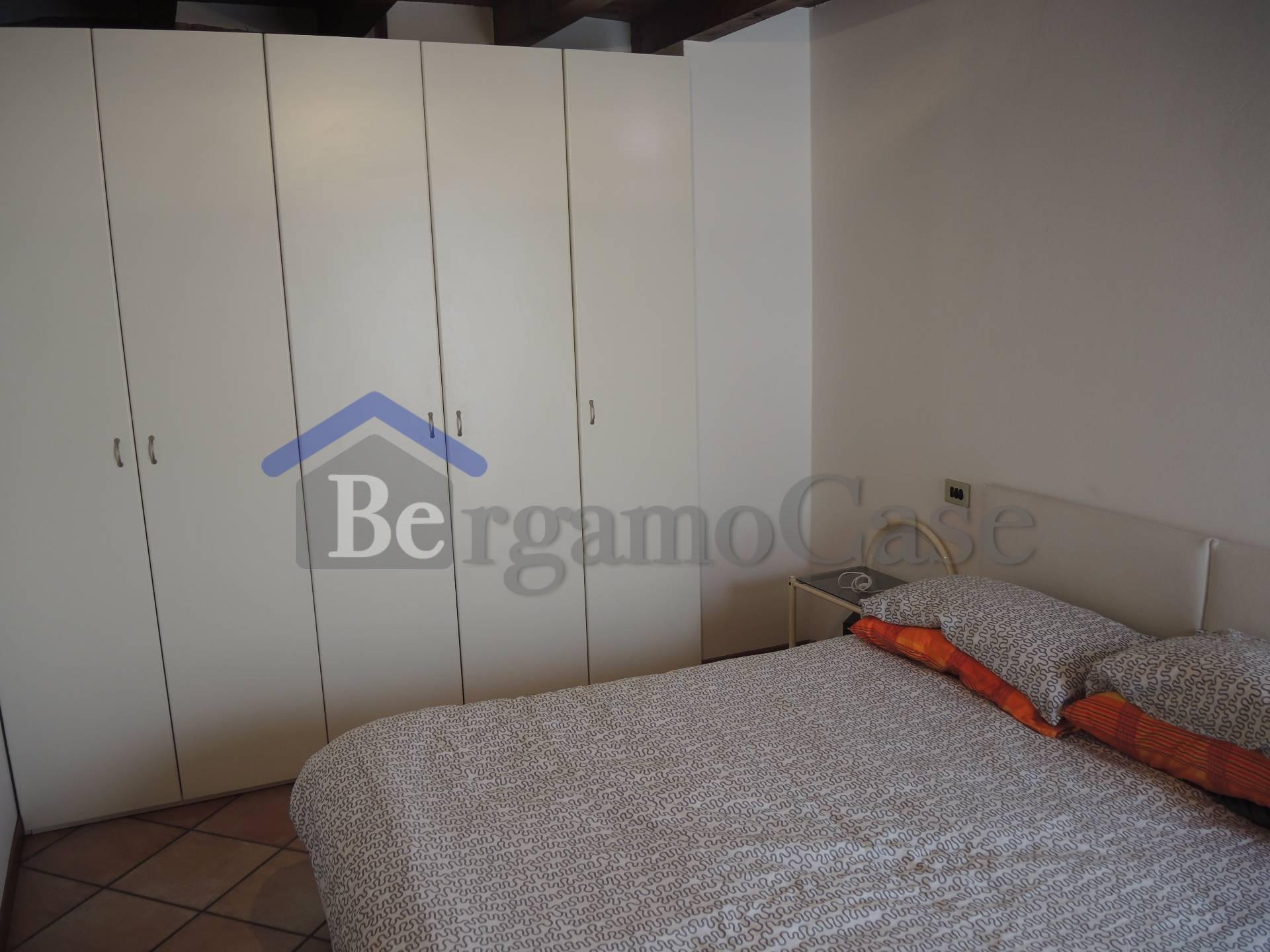 Bilocale Bergamo Via Sant'alessandro 6