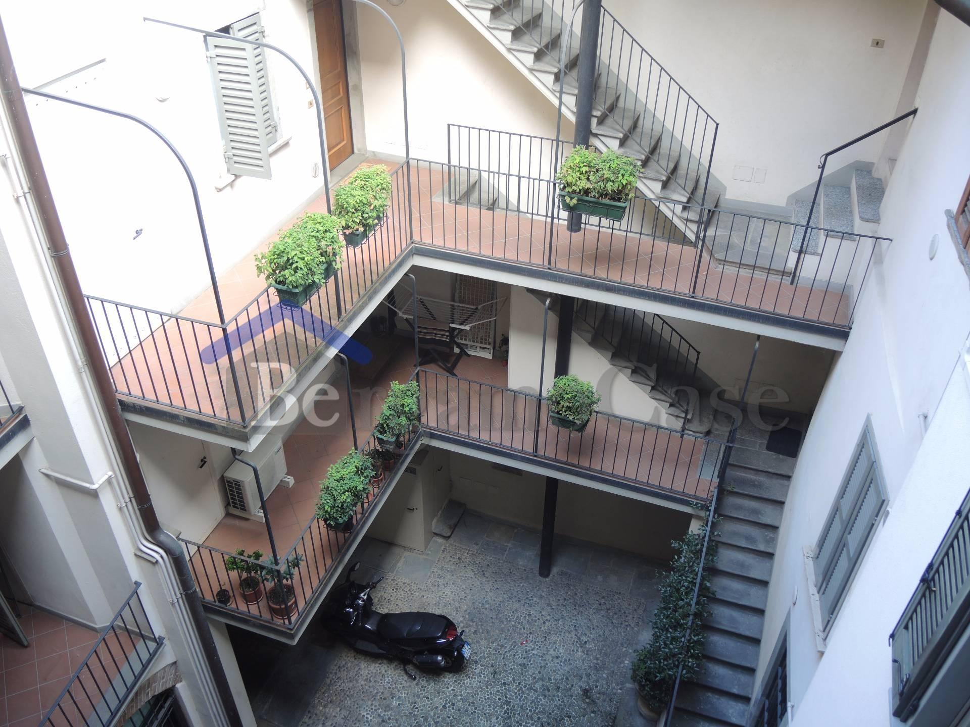 Bilocale Bergamo Via Sant'alessandro 7