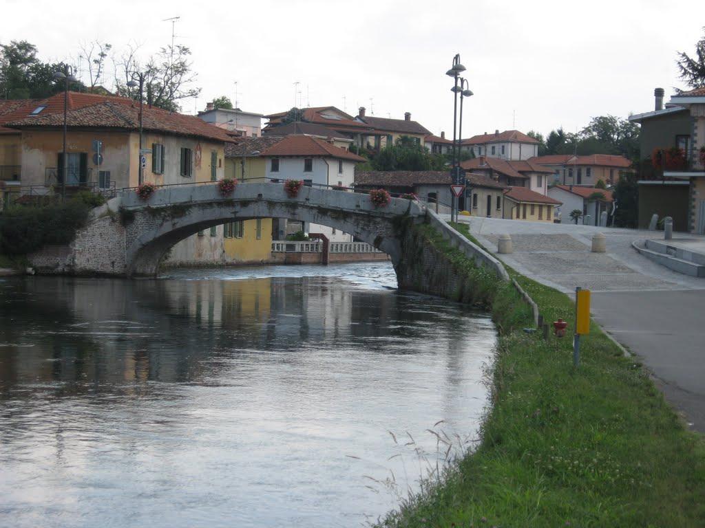 Bilocale Bernate Ticino Via Isonzo 1