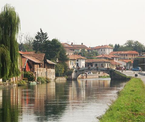 Bilocale Bernate Ticino Via Isonzo 2