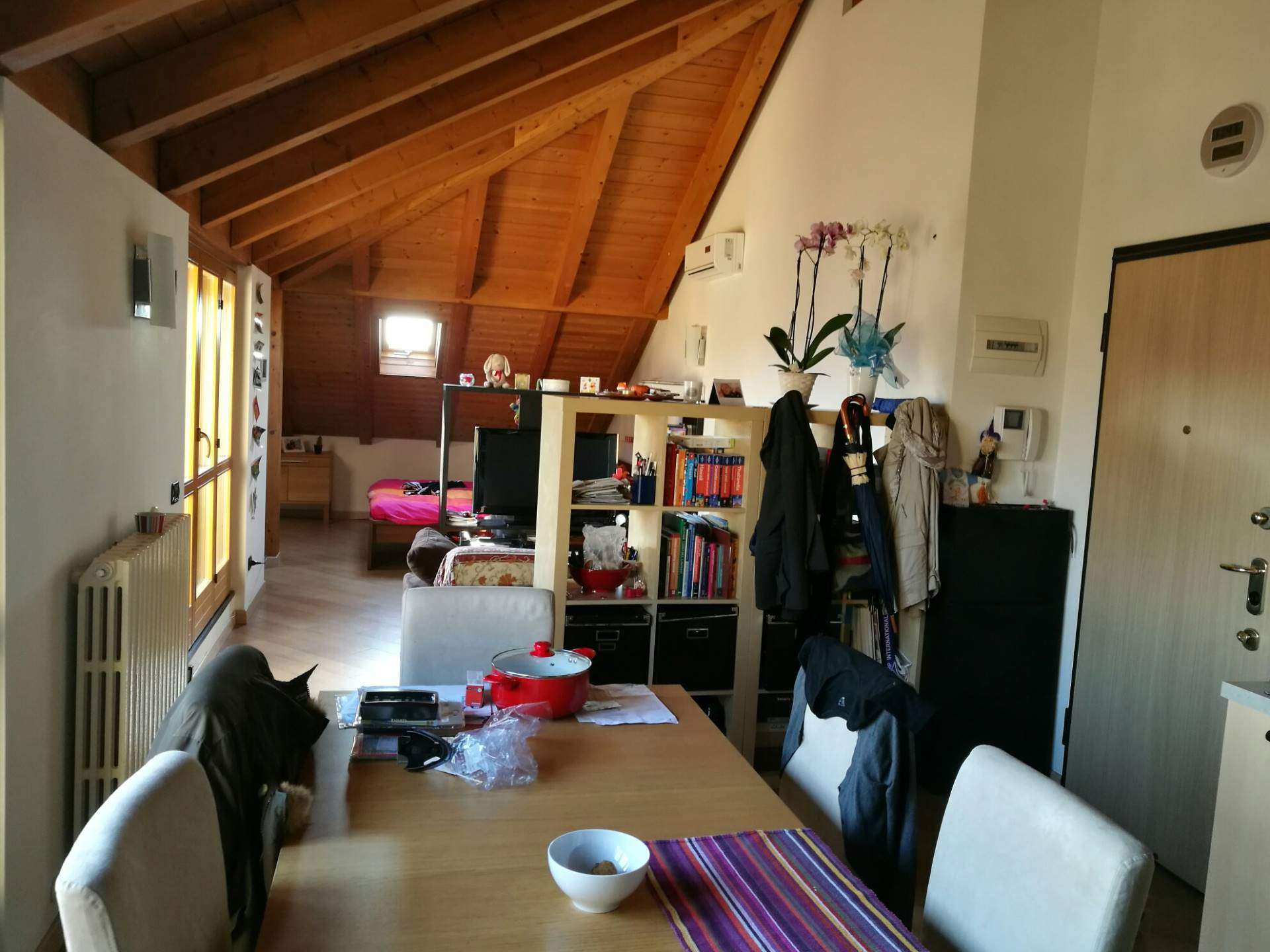 Attico / Mansarda in affitto a Rho, 1 locali, zona Località: Centro, prezzo € 750 | Cambio Casa.it