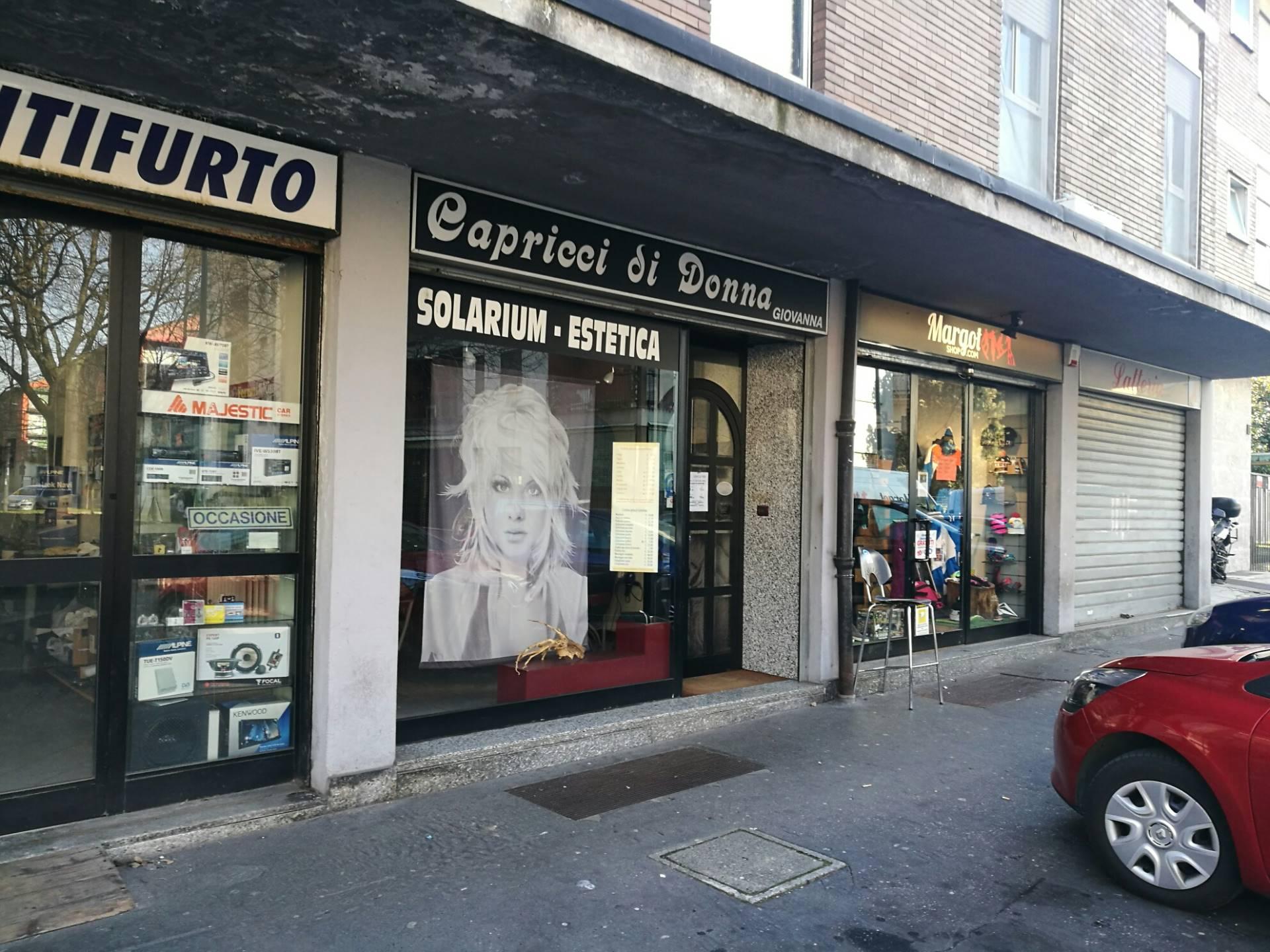 Negozio / Locale in vendita a Milano, 9999 locali, zona Zona: 13 . Baggio, Forze Armate, Quinto Romano, Bisceglie, Valsesia, prezzo € 110.000 | CambioCasa.it