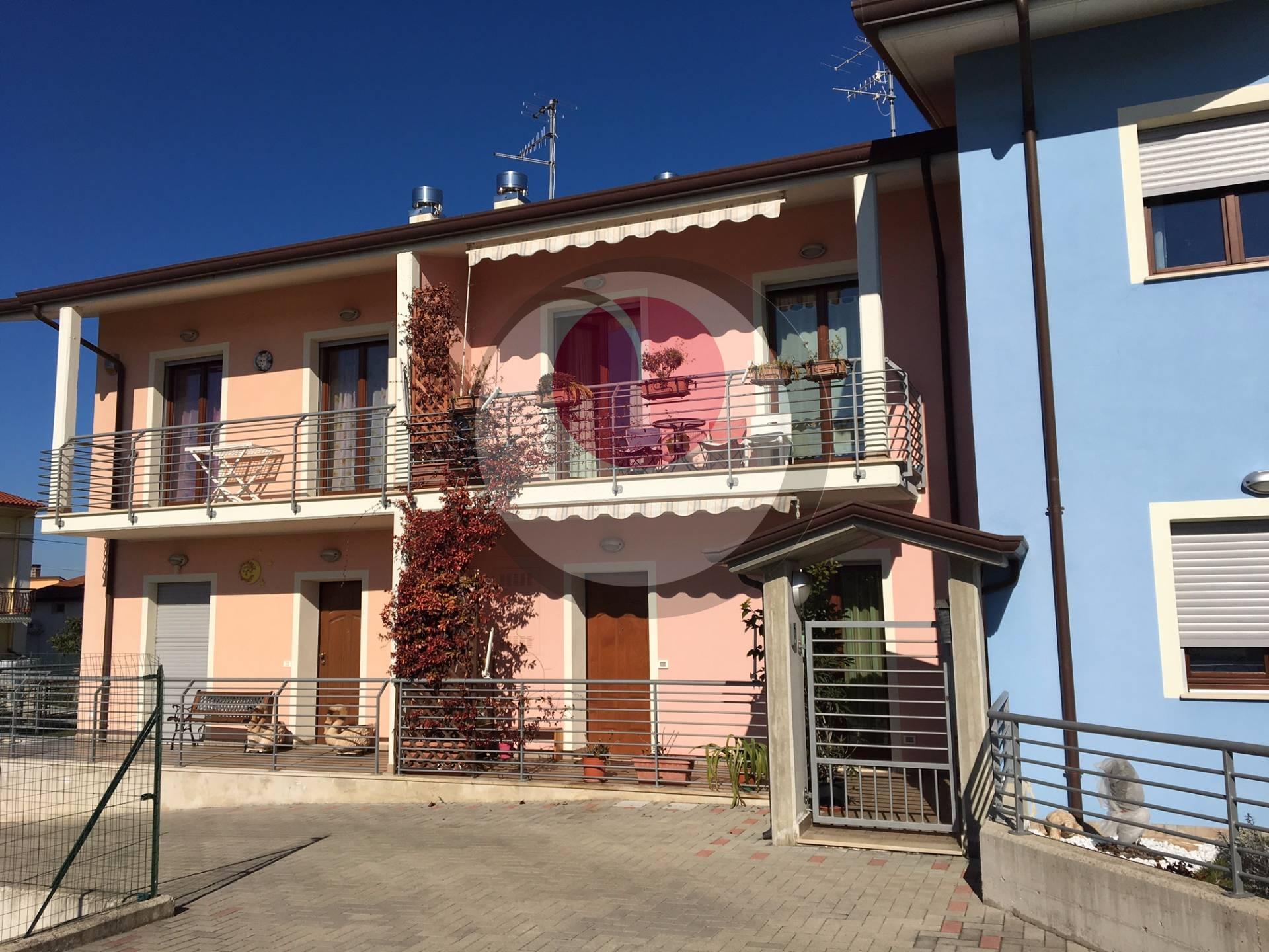 Villa a Schiera in Vendita a San Vito Chietino