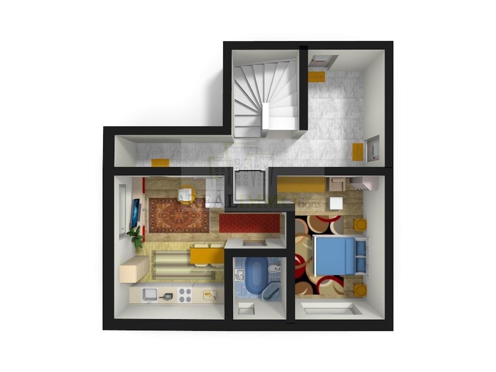 Appartamento in vendita a Nova Ponente, 2 locali, zona Località: SanNicolòdEga, prezzo € 139.000 | CambioCasa.it