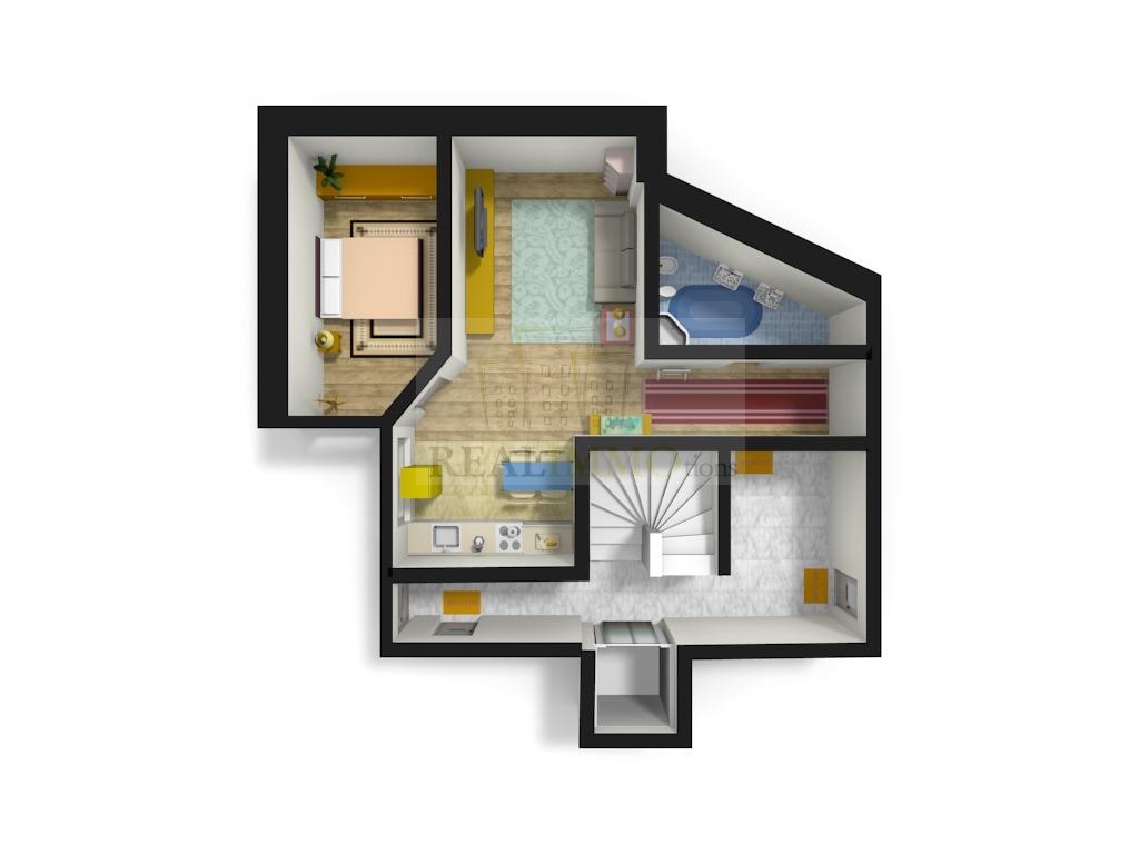Appartamento in vendita a Nova Ponente, 2 locali, zona Località: SanNicolòdEga, prezzo € 189.000 | CambioCasa.it