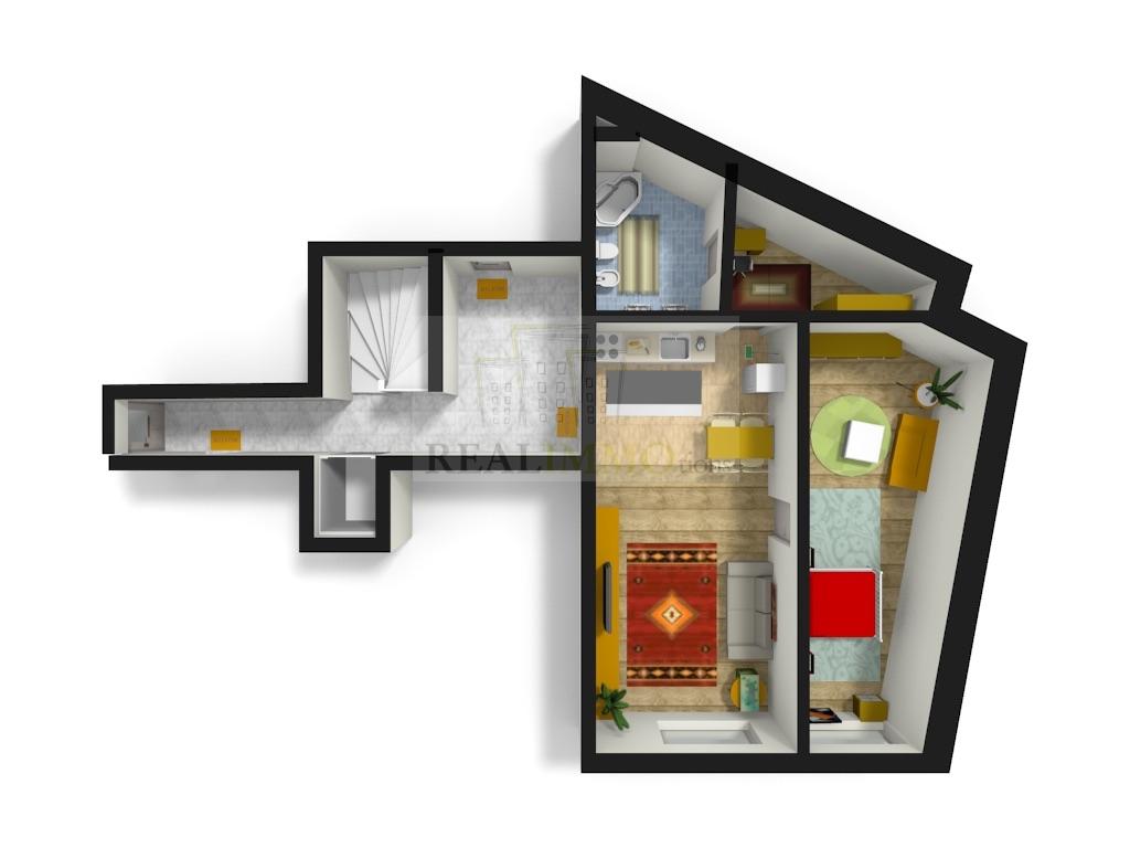 Appartamento in vendita a Nova Ponente, 2 locali, zona Località: SanNicolòdEga, prezzo € 214.000 | CambioCasa.it