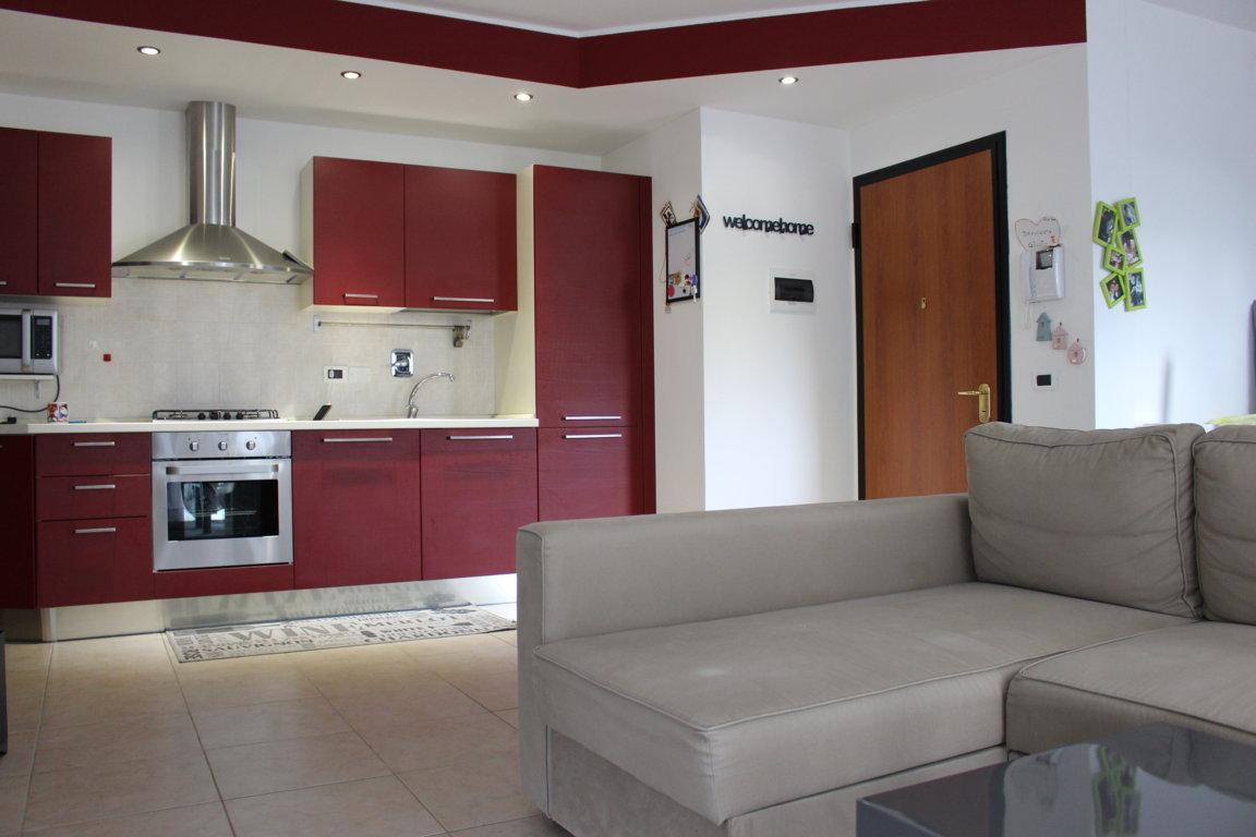 Appartamento vendita RONCHI DEI LEGIONARI (GO) - 3 LOCALI - 55 MQ