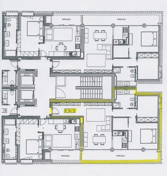 Appartamento vendita TREVISO (TV) - 3 LOCALI - 102 MQ