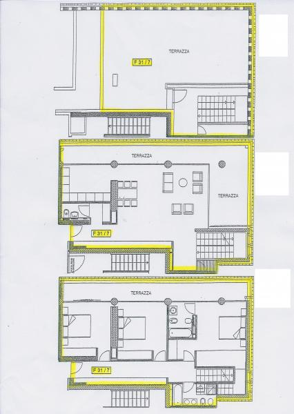 Attico / Mansarda in vendita a Treviso, 5 locali, zona Località: Intornomura, prezzo € 861.000 | Cambio Casa.it