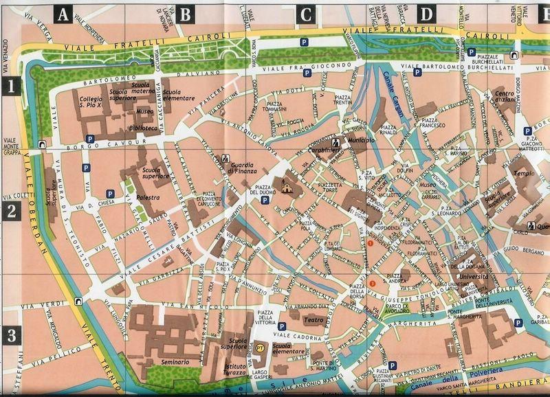 Negozio / Locale in affitto a Treviso, 9999 locali, zona Località: Centrostorico, prezzo € 2.800 | Cambio Casa.it