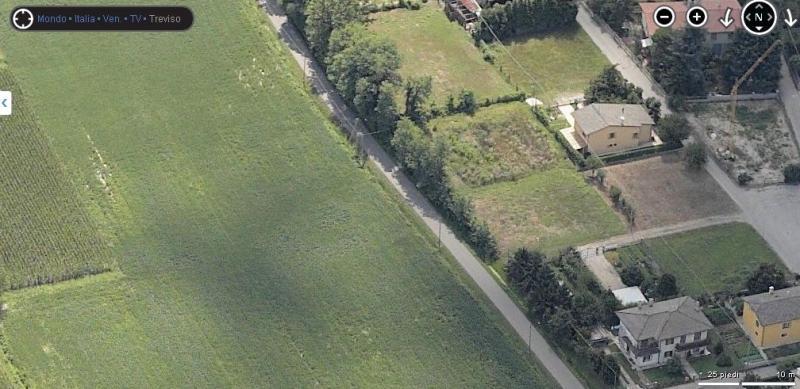 Terreno Edificabile Residenziale in vendita a Treviso, 9999 locali, zona Località: Canizzano, prezzo € 140.000 | Cambio Casa.it
