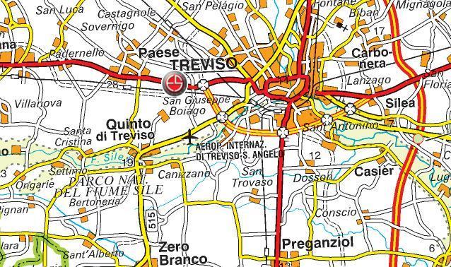 Negozio / Locale in affitto a Treviso, 9999 locali, zona Località: PortaSS.40, prezzo € 7.200 | CambioCasa.it
