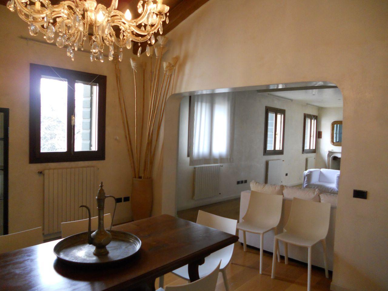 Attico / Mansarda in affitto a Treviso, 5 locali, zona Località: Centrostorico, prezzo € 1.950 | Cambio Casa.it