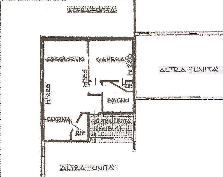 Bilocale Treviso  9