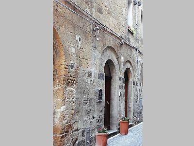Bilocale Orvieto Via Pedota 1