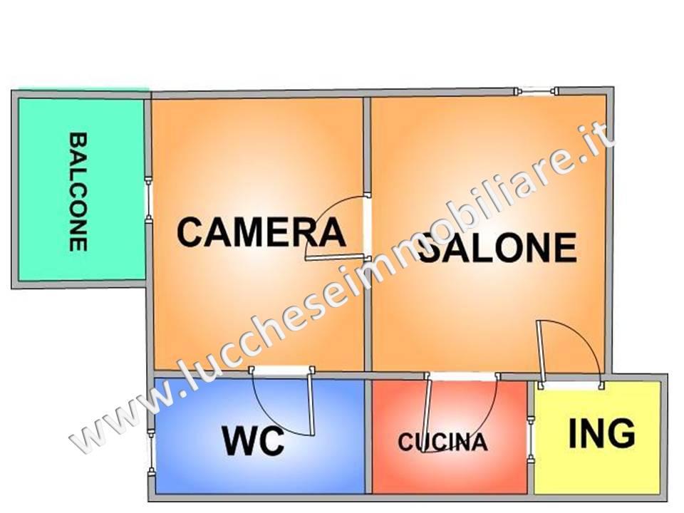 Bilocale Napoli Cupa Vicinale Terracina 1