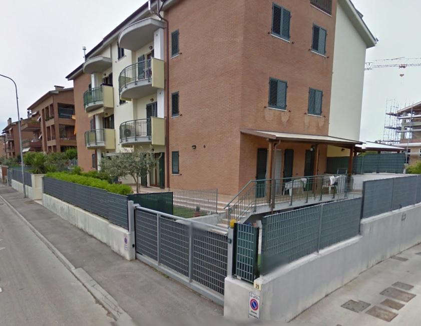 Appartamento in vendita a Monte San Vito, 3 locali, zona Zona: Borghetto, prezzo € 130.000 | Cambio Casa.it