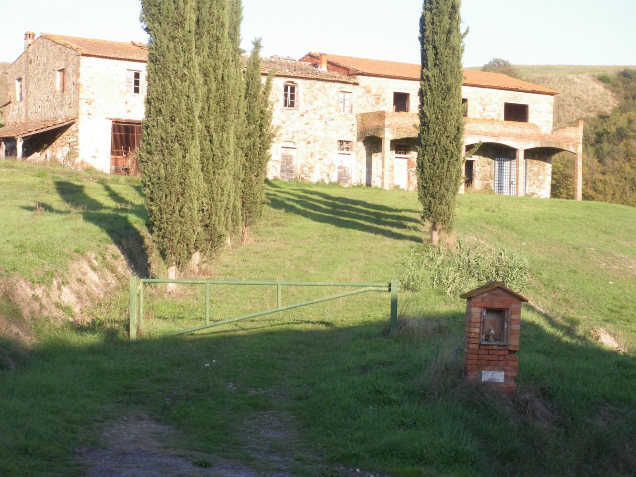 Azienda Agricola in Vendita a Terricciola
