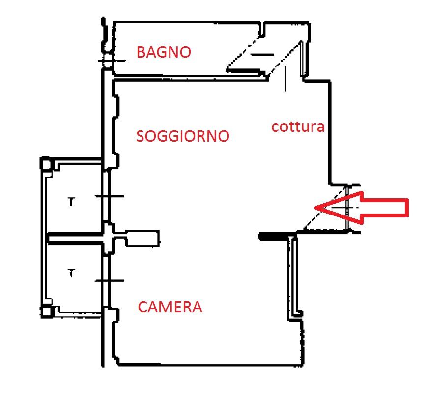 Bilocale Pisa Via Il Sanguigno 5
