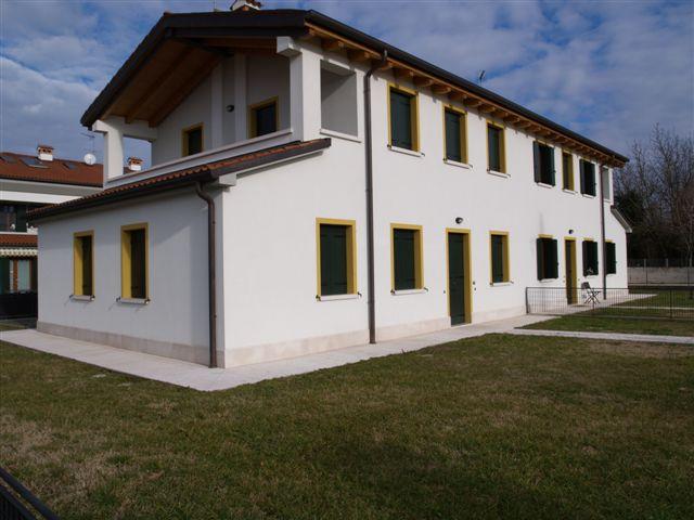 Abbinata/Bifamiliare in Vendita a Treviso - Cod. 6034