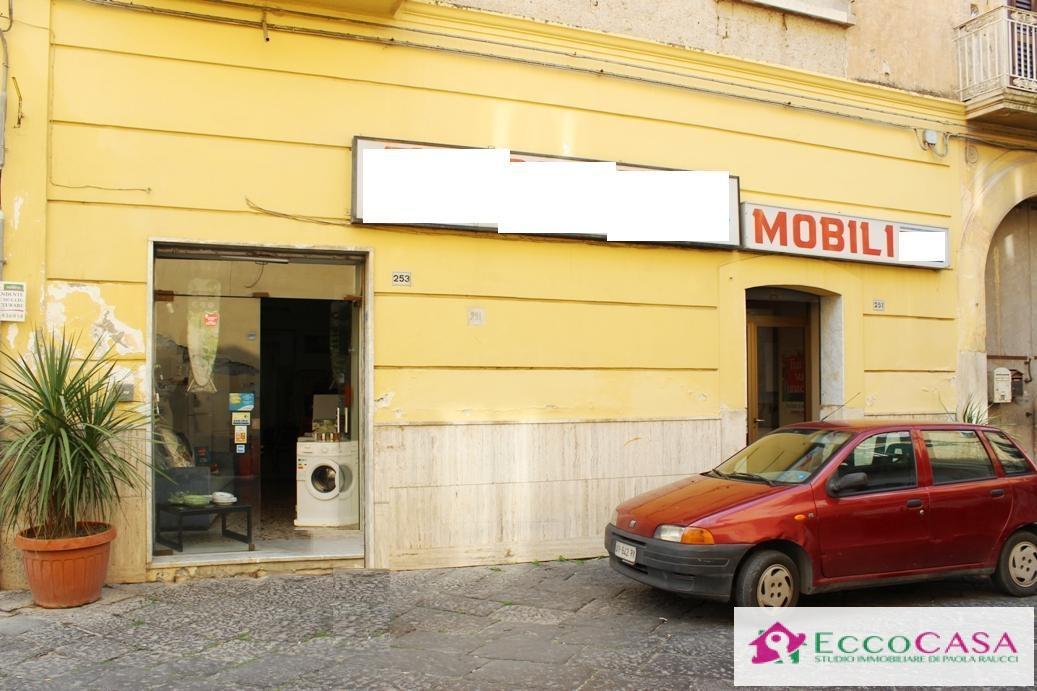 Negozio / Locale in vendita a Maddaloni, 9999 locali, prezzo € 95.000 | CambioCasa.it