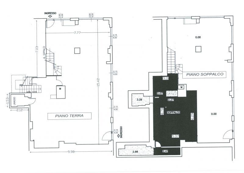 Negozio / Locale in affitto a Ascoli Piceno, 9999 locali, zona Località: CentroStorico, prezzo € 2.500 | CambioCasa.it