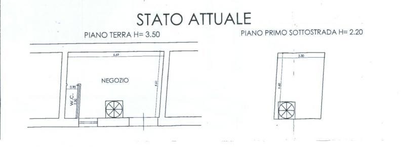 Negozio / Locale in affitto a Ascoli Piceno, 9999 locali, zona Località: CentroStorico, prezzo € 1.200 | CambioCasa.it