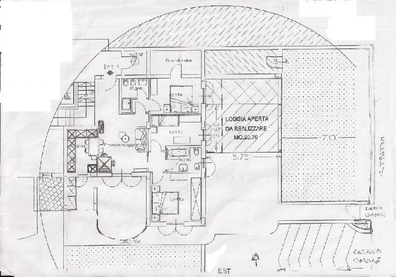 Appartamento in vendita a Monteprandone, 4 locali, zona Zona: Centobuchi, prezzo € 230.000 | CambioCasa.it