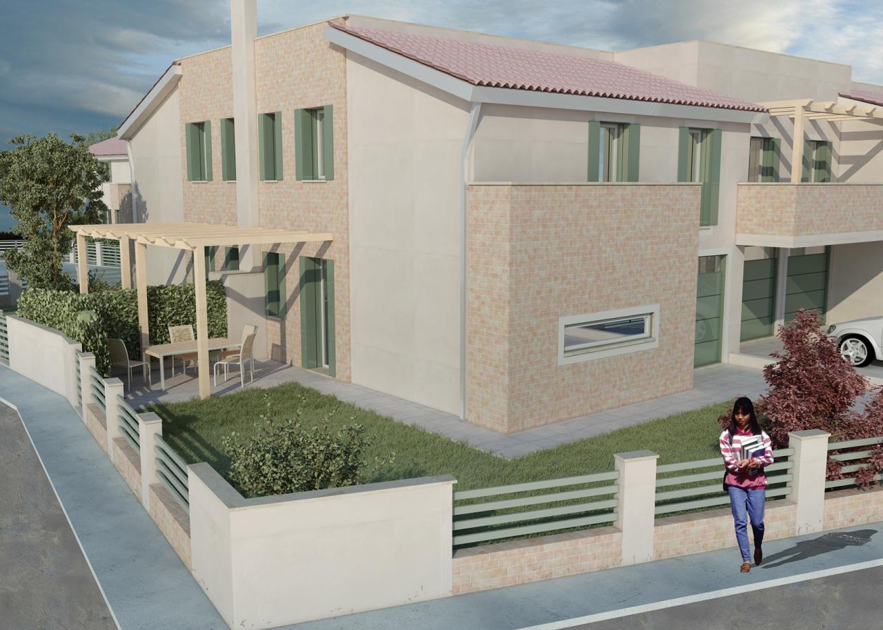 Appartamento in vendita a Occhiobello, 5 locali, zona Località: S.aMariaMaddalena, prezzo € 195.000 | CambioCasa.it
