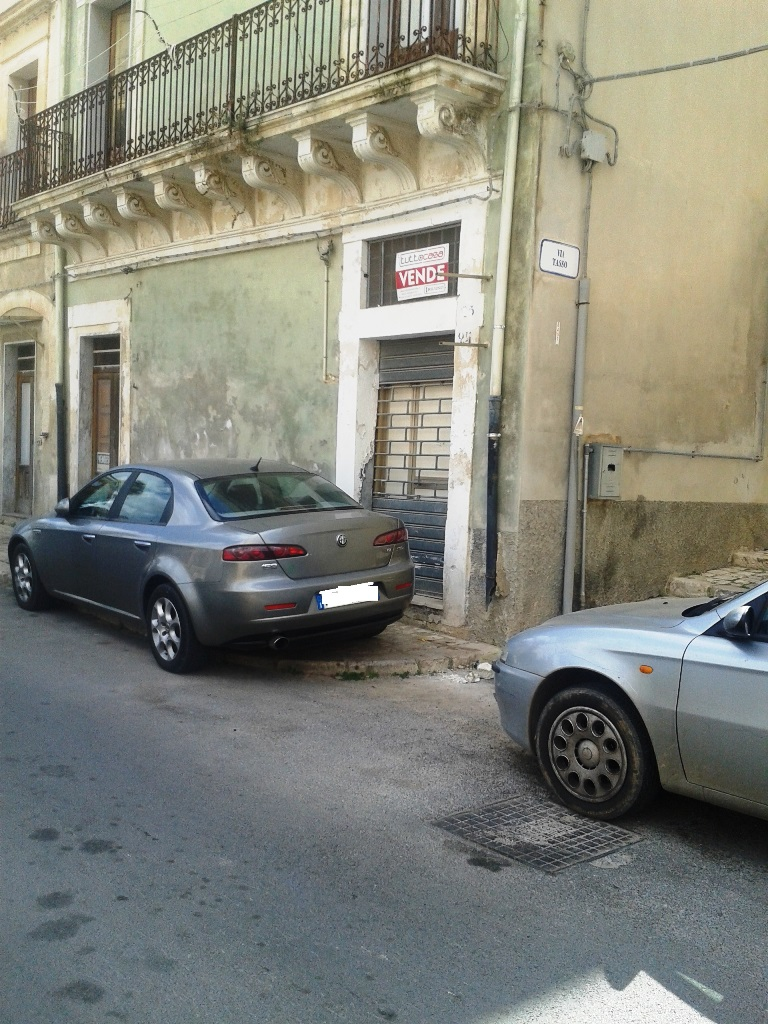 Negozio / Locale in Vendita a Scicli