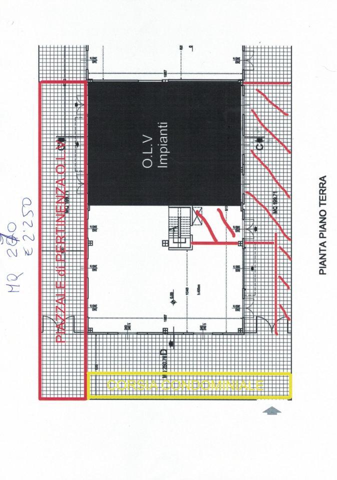 Capannone in affitto a Empoli, 9999 locali, zona Località: Terrafino, prezzo € 2.250 | Cambio Casa.it