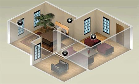 Appartamento in affitto a Montespertoli, 5 locali, prezzo € 1.000 | Cambio Casa.it