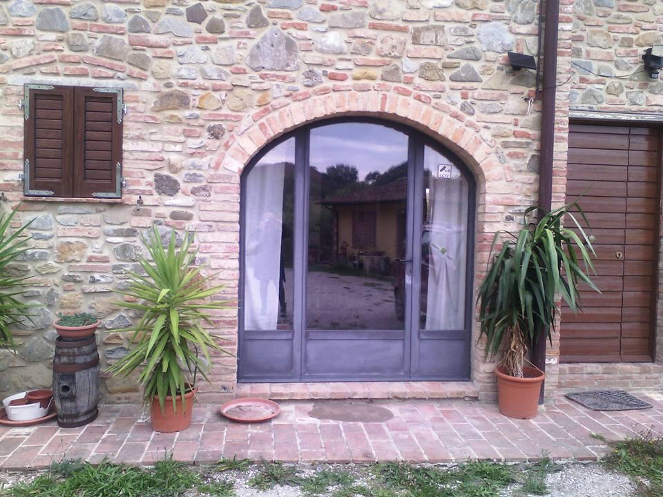Soluzione Semindipendente in Affitto a Montaione
