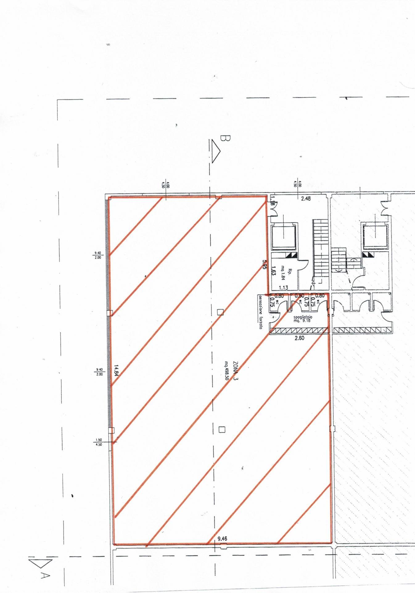 Capannone in affitto a Montelupo Fiorentino, 9999 locali, zona Zona: Fibbiana, prezzo € 2.500 | Cambio Casa.it