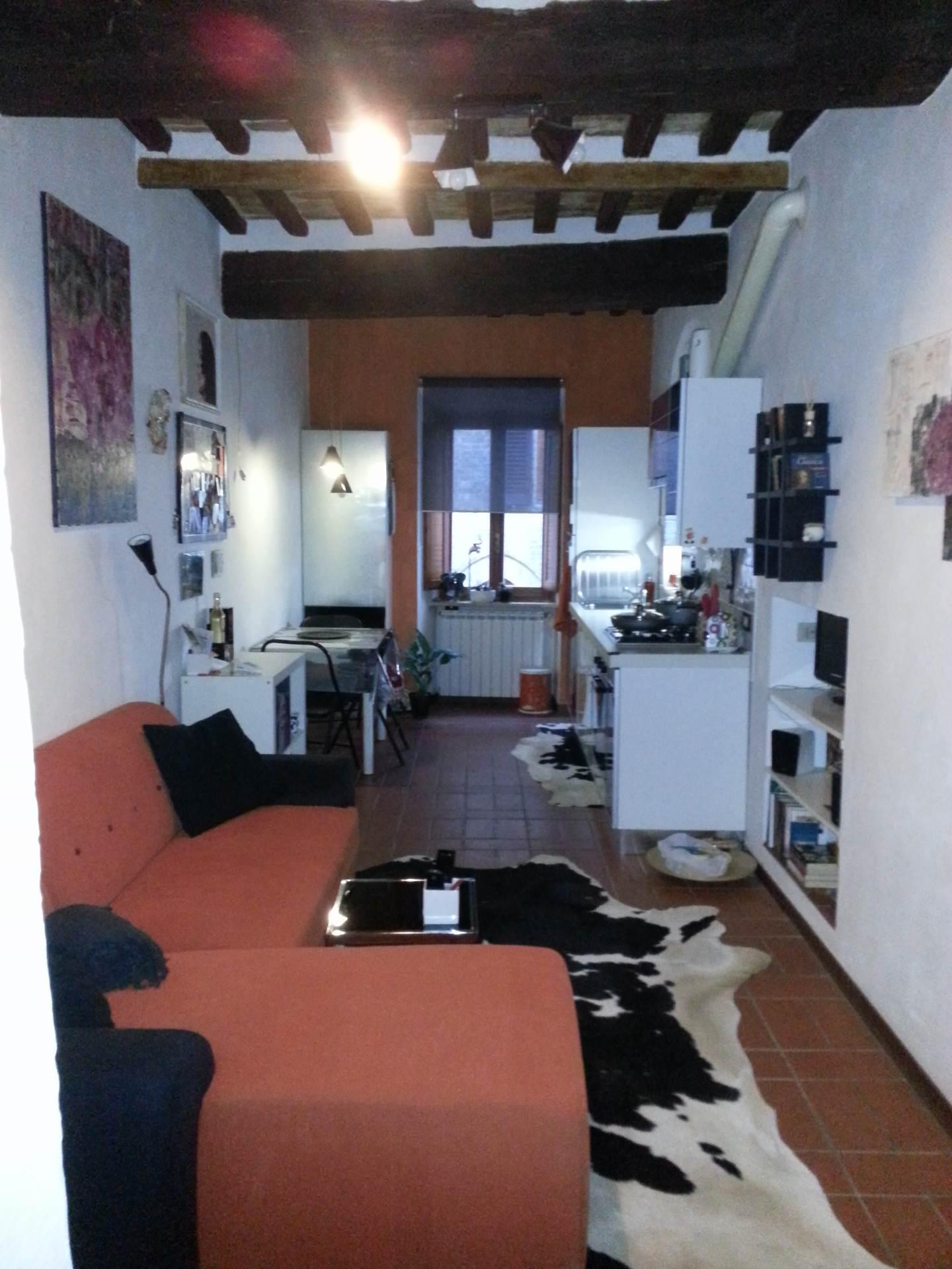 Appartamento in affitto a Casole d'Elsa, 2 locali, prezzo € 400 | Cambio Casa.it