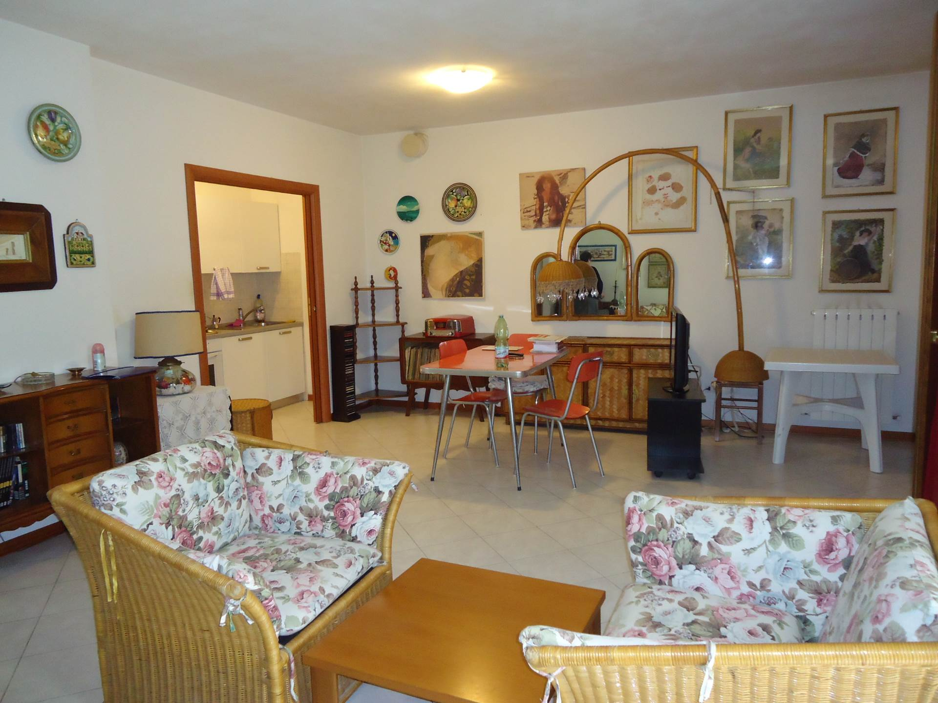 Appartamento in affitto a Monteriggioni, 4 locali, zona Località: CastellinaScalo, prezzo € 500 | Cambio Casa.it