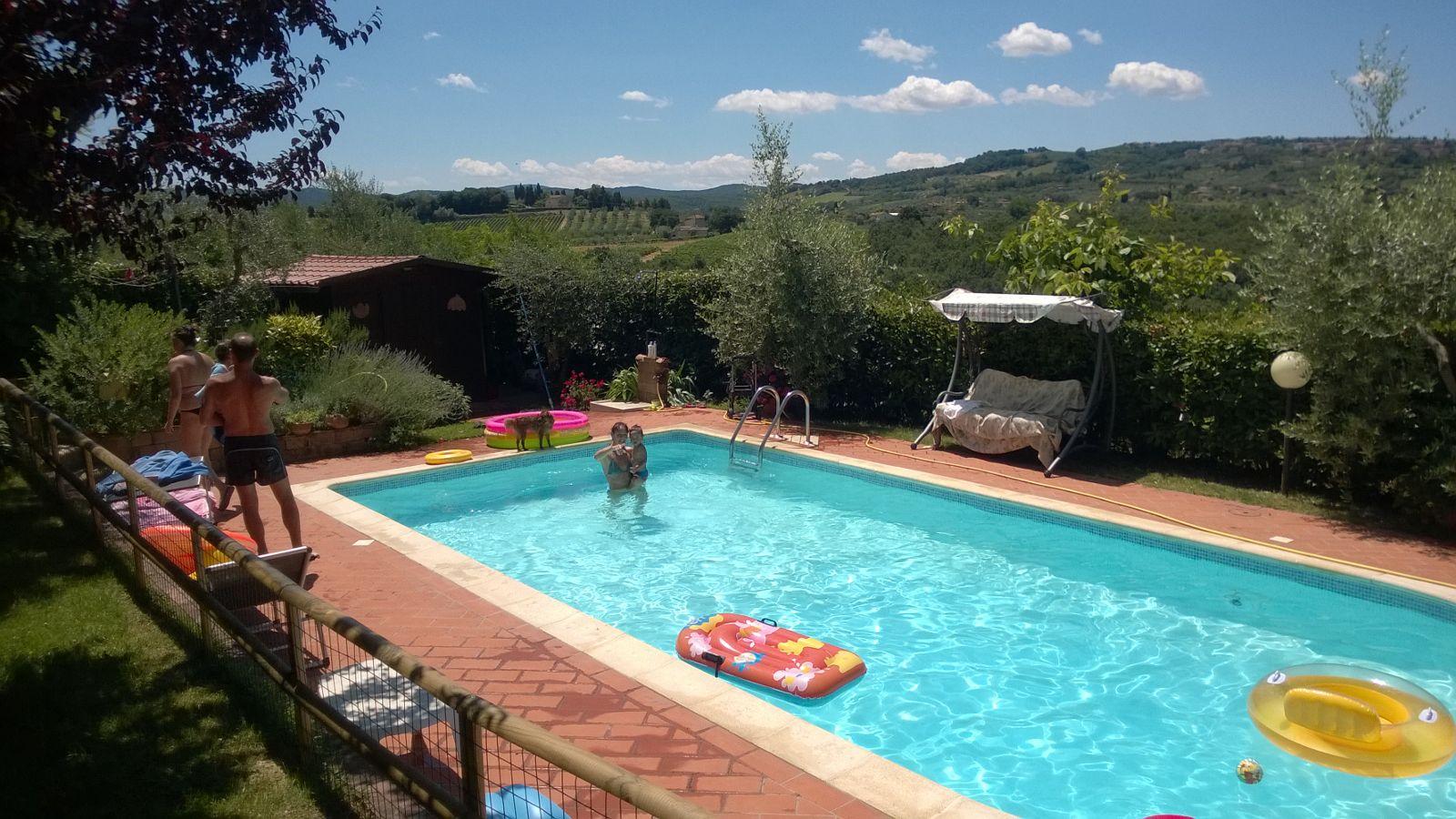 Bilocale Gambassi Terme  8