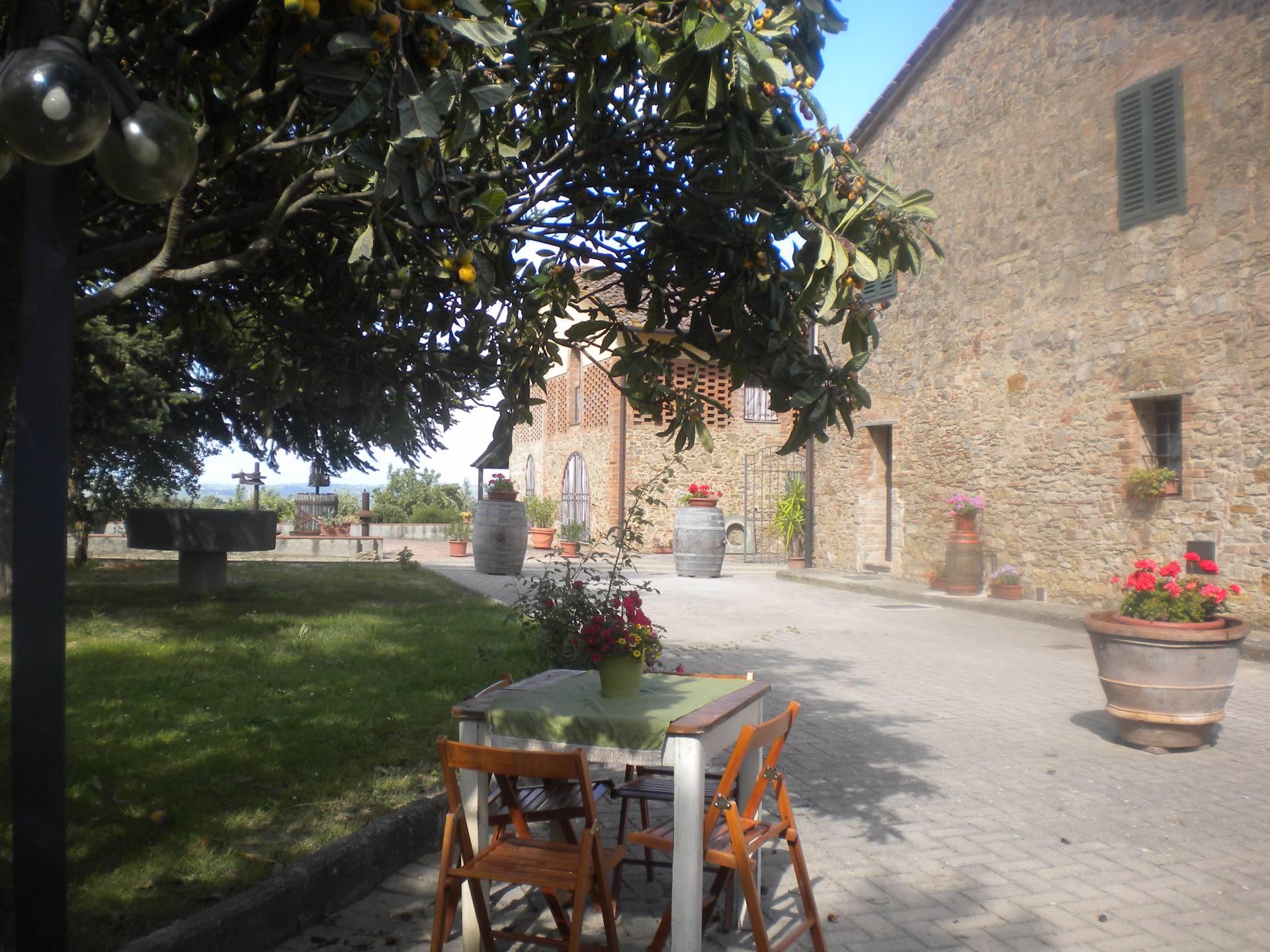 Appartamento in affitto a Gambassi Terme, 2 locali, zona Zona: Catignano, prezzo € 450 | Cambio Casa.it