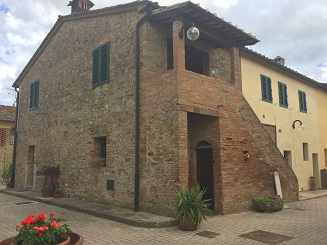 Appartamento in affitto a Gambassi Terme, 3 locali, zona Zona: Catignano, prezzo € 450 | Cambio Casa.it