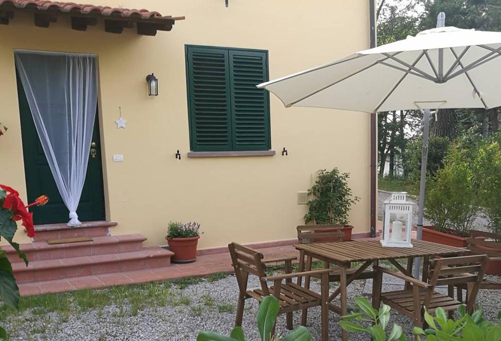 Soluzione Semindipendente in affitto a Gambassi Terme, 3 locali, prezzo € 600 | Cambio Casa.it
