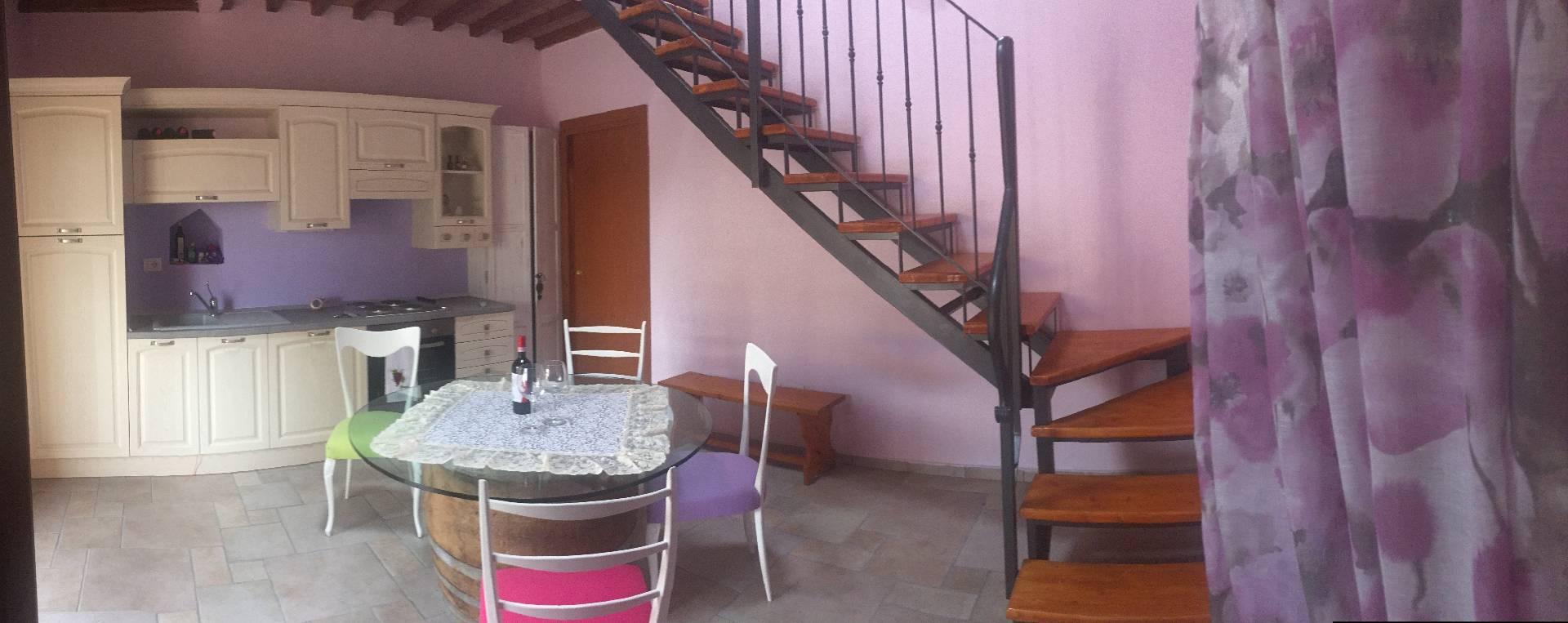 Soluzione Indipendente in affitto a Castelfiorentino, 3 locali, prezzo € 500 | Cambio Casa.it