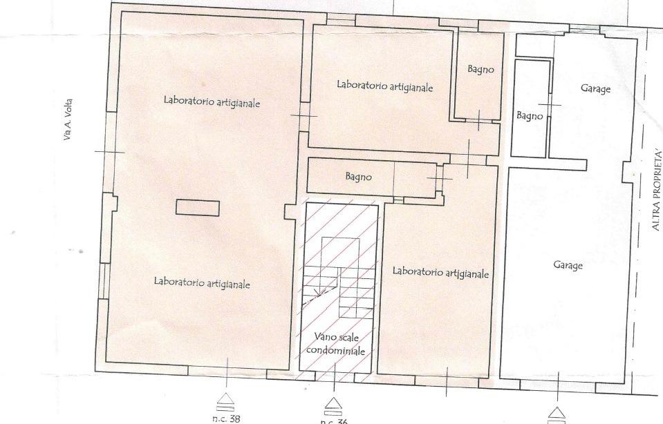 Attività / Licenza in affitto a Empoli, 9999 locali, zona Zona: Pozzale, prezzo € 800   Cambio Casa.it