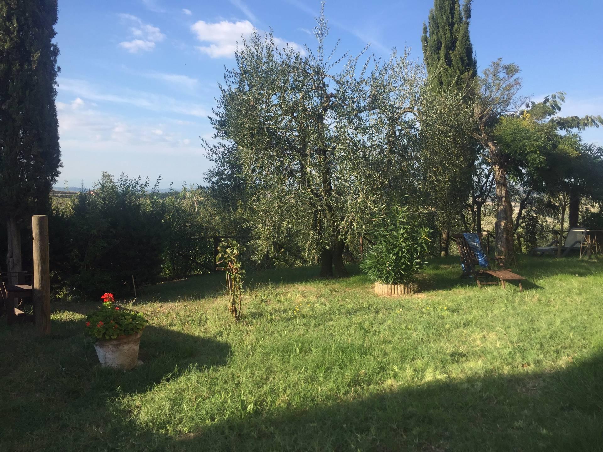 Appartamento in affitto a Gambassi Terme, 2 locali, prezzo € 350   Cambio Casa.it