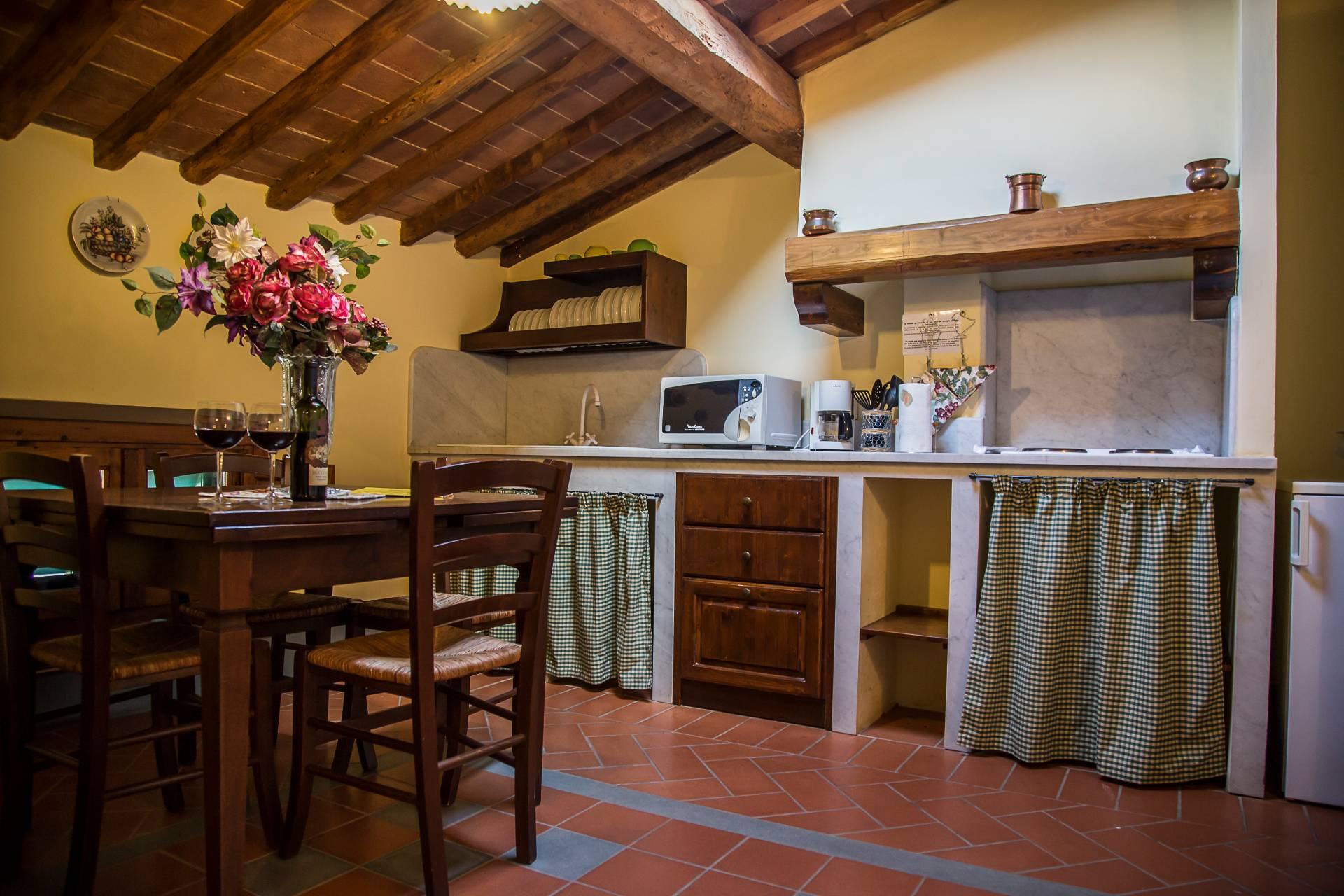 Bilocale San Miniato Via Bucciano 5