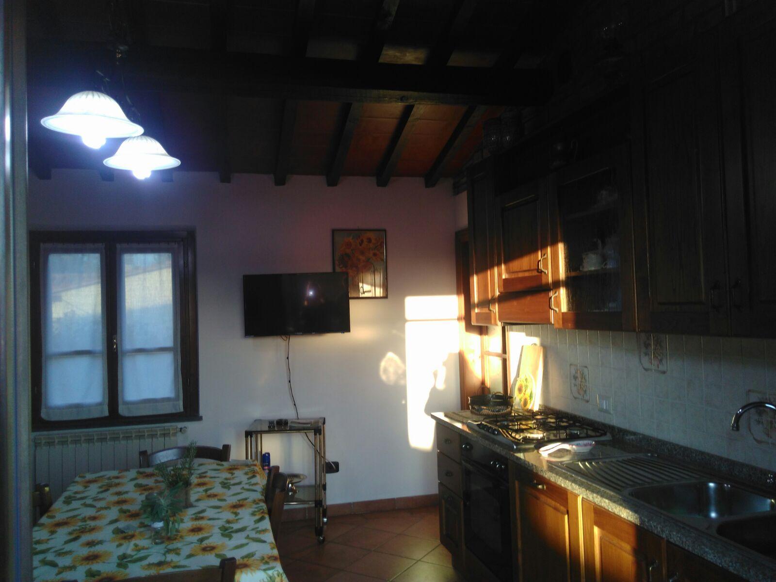 Appartamento in affitto a Montaione, 3 locali, prezzo € 450 | Cambio Casa.it