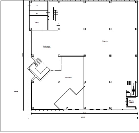 Laboratorio in affitto a Empoli, 9999 locali, zona Località: Terrafino, prezzo € 3.500 | Cambio Casa.it