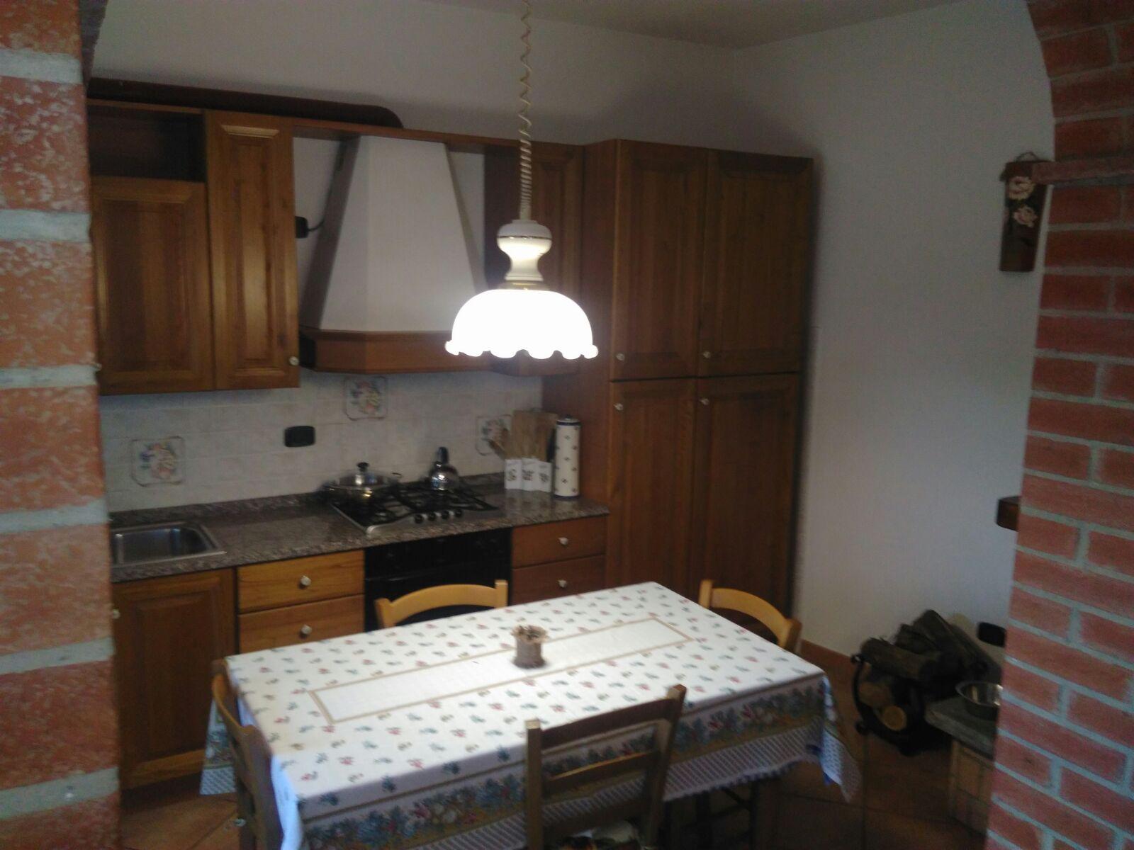 Appartamento in affitto a Montaione, 4 locali, prezzo € 450 | Cambio Casa.it