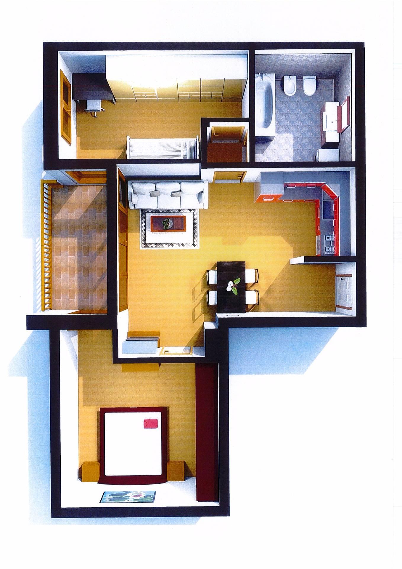 Appartamento in affitto a Termeno sulla Strada del Vino, 4 locali, Trattative riservate | Cambio Casa.it