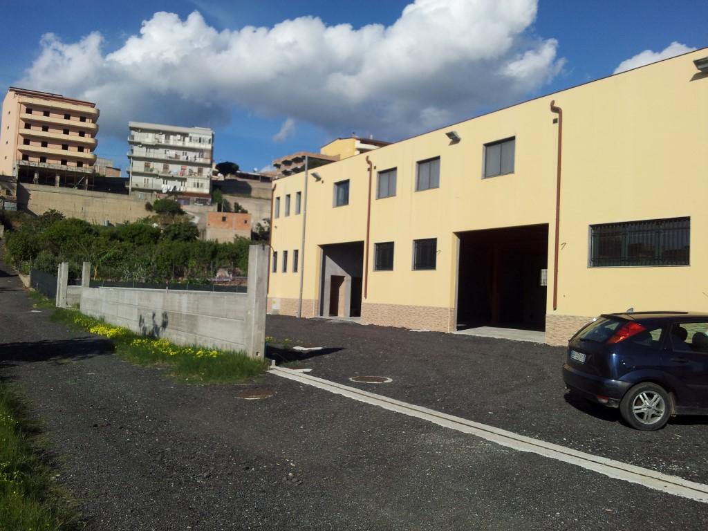 Affitto capannone/magazzino Reggio Calabria